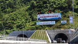 Miễn thu phí phương tiện qua hầm đường bộ Đèo Cả đến ngày 2/9