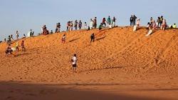 Về Phan Rang, nơi trời xanh cát trắng nắng vàng