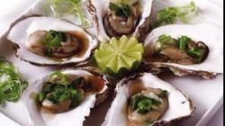 """Món ngon từ hải sản tốt cho quý ông """"trục trặc"""""""