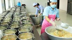 Hà Nội quản chặt các bếp ăn trường học
