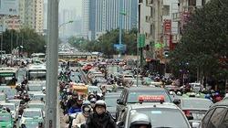 Cận cảnh những con đường ở Hà Nội tắc không lối thoát dịp sát Tết