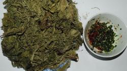 Mê mẩn những loại rau ngon, sạch, lạ ở Hà Giang