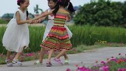 Đẹp ngỡ ngàng những con đường làng rực rỡ hoa mười giờ ở Hải Dương