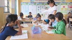 VNEN giúp học sinh thiểu số Mường Nhé thêm tự tin