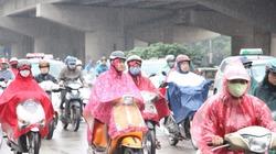 Thời tiết miền Bắc mưa giông, đề phòng mưa đá