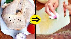 Cẩn trọng khi sử dụng những thực phẩm này trong bữa ăn