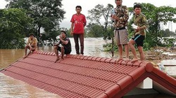Vỡ đập thủy điện tại Lào, hàng nghìn người mất nhà cửa do nước lũ