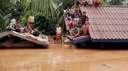 Nhận định ban đầu nguyên nhân vỡ đập thủy điện tại Lào