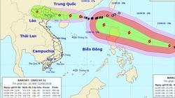 Bão chồng siêu bão, dự báo Bắc bộ hứng mưa to