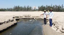 Ô nhiễm môi trường biển tại các vùng nuôi tôm ở Hà Tĩnh
