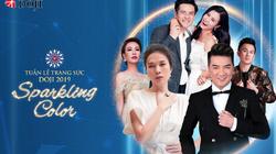 Dàn sao khủng hội tụ trong Tuần lễ Trang sức DOJI 2019