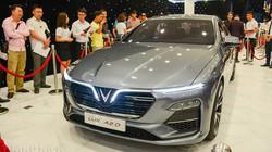 Giá xe ôtô VinFast của tỷ phú Phạm Nhật Vượng tăng lần thứ 2 trong tháng