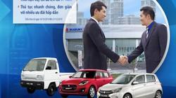 Sở hữu xe ô tô Suzuki với ưu đãi đặc biệt từ BIDV