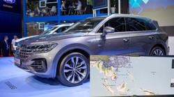 """Volkswagen trưng bày xe có """"đường lưỡi bò"""": Phải tịch thu ngay chiếc xe"""