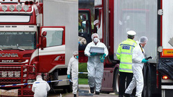 Vụ 39 người chết trong container ở Anh: Khó nhận dạng được nạn nhân