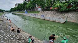 """Bộ trưởng Trần Hồng Hà: """"Cần bổ sung công nghệ xử lý nước sông Tô Lịch''"""