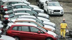 Nhập khẩu xe ô tô dưới 9 chỗ tăng đột biến