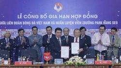 Lương của HLV Park Hang Seo sau khi gia hạn hợp đồng với VFF là bao nhiêu?