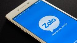 Tên miền Zalo.vn bị tạm ngừng 45 ngày do không có giấy phép