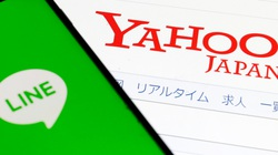 Yahoo Nhật Bản sáp nhập với Line Hàn Quốc