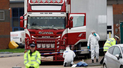 Vụ 39 người chết trong container: Đoàn Bộ Công an và Bộ Ngoại giao lên đường đi Anh