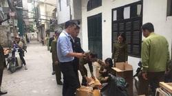 Thu giữ hàng nghìn sản phẩm Trung Quốc gắn mác  Dior, Chanel