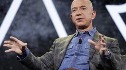 Tỷ phú giàu nhất thế giới Jeff Bezos bất ngờ bán 3,5 tỷ USD cổ phần Amazon