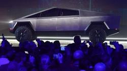 Xe bán tải chống đạn Tesla Cybertruck nhận gần 150.000 đơn đặt hàng trước