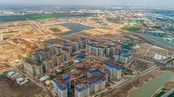Thị trường căn hộ ở TP HCM, Hà Nội tăng trưởng nhờ lực đỡ của Vinhomes