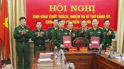 Đại tá Trần Văn Bừng được bổ nhiệm làm Phó Chủ nhiệm Chính trị BĐBP Việt Nam.