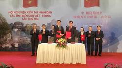 Việt Nam – Trung Quốc: Tăng cường hợp tác đấu tranh với tội phạm các tỉnh có chung đường biên giới