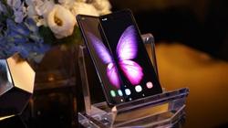 """Samsung Galaxy Fold """"cháy hàng"""" tại Việt Nam sau vài giờ ra mắt"""