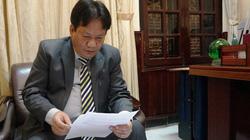 Bí thư Thành ủy Hà Nội Vương Đình Huệ chỉ đạo kiểm tra việc xây nhà trên đất công ở huyện Thanh Trì