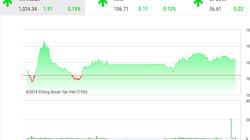 Chứng khoán ngày 5/11: VnIndex giảm tốc