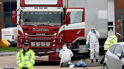 Họp báo Bộ Ngoại giao VN, trả lời về vụ 39 người chết ở Anh