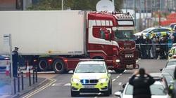 Vụ 39 người chết trong container: Một số người còn sống khi đến Anh