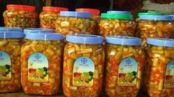 Măng trúc muối ớt - Món ngon trên đỉnh Háng Đồng