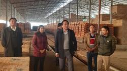 Ai chống lưng cho nhà máy gạch của Công ty CPVLXD Sông Mã hoạt động trái phép ?