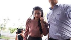 Đang xử kín vụ tranh chấp ly hôn vợ chồng Đặng Lê Nguyên Vũ