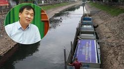 """Nói """"thí điểm làm sạch sông Tô Lịch thất bại"""": GĐ Sở Xây dựng Hà Nội bị phản đối"""