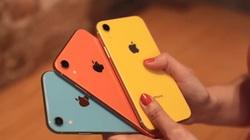 Bỏ xa các đối thủ, iPhone XR là smartphone bán chạy nhất toàn cầu quý III/2019