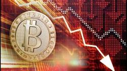 """Thị trường tiền ảo 31/12: Bitcoin """"ầm ầm"""" lao dốc ngày cuối năm"""