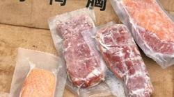 Siêu thị MM Mega Market nói gì về hàng tấn thực phẩm lậu?
