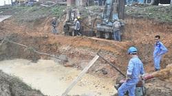 Thủ tướng yêu cầu làm rõ trách nhiệm đường ống sông Đà rò rỉ
