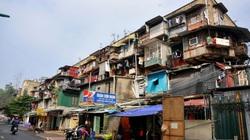 Nhà đầu tư muốn tăng tầng khi cải tạo chung cư cũ