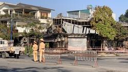 4 người tử vong thương tâm trong nhà hàng bị thiêu rụi lúc rạng sáng