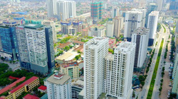 Bất động sản Hà Nội đồng loạt tăng giá nhẹ