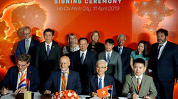Doanh nghiệp Hà Lan và Việt Nam ký 10 hợp tác kinh tế