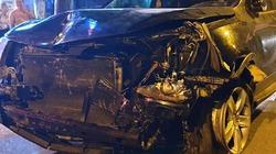 Tài xế gây tai nạn liên tiếp, tông nữ lao công tử vong trong đêm