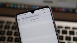 "Website, trang Facebook của Nhật Cường Mobile - Số 1 về iPhone đã ""biến mất"""